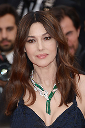 May 18, 2019 - Cannes, France - CANNES, FRANCE - MAY 18:  Monica Bellucci attends the screening of ''Les Plus Belles Annees D'Une Vie'' during the 72nd annual Cannes Film Festival on May 18, 2019 in Cannes, France. (Credit Image: © Frederick InjimbertZUMA Wire)