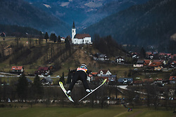 HOELZL Chiara  (AUT) during qualification round of FIS Ski Jumping World Cup Ladies Ljubno 2020, on February 23th, 2020 in Ljubno ob Savinji, Ljubno ob Savinji, Slovenia. Photo by Matic Ritonja / Sportida