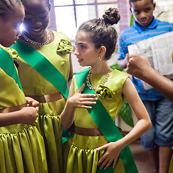 Dancing Classrooms 2015 of the Virgin Islands Rainbow of Colors Team Match Competition