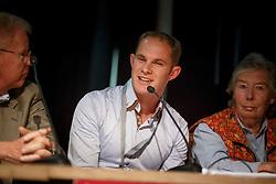 Tucker Tristan, (AUS)<br /> Global Dressage Forum<br /> Academy Bartels - Hooge Mierden 2015<br /> © Hippo Foto - Dirk Caremans<br /> 26/10/15