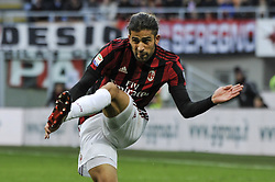 November 26, 2017 - Milan, Italy - Ricardo Rodriguez of AC Milan during Italian serie A match AC Milan vs Torino FC at San Siro Stadium  (Credit Image: © Gaetano Piazzolla/Pacific Press via ZUMA Wire)