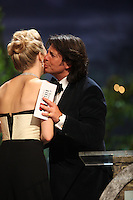 Alison Balsom and Laurence Llewelyn Bowen