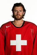 31.07.2013; Wetzikon; Eishockey - Portrait Nationalmannschaft; Severin Blindenbacher (Valeriano Di Domenico/freshfocus)