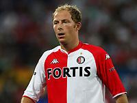 Photo: Maarten Straetemans.<br /> Feyenoord v Liverpool. Rotterdam Tournament. 05/08/2007.<br /> Theo Lucius of Liverpool