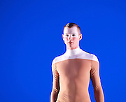 Michael Clark Company <br /> at The Barbican, London, Great Britain <br /> 20th November 2013 <br /> press photocall<br /> <br /> Harry Alexander<br /> Julie Cunningham <br /> Melissa Hetherington <br /> Oxana Panchenko<br /> Daniel Squire<br /> Benjamin Warbis<br /> <br /> Photograph by Elliott Franks