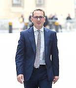 Andrew Marr Show arrivals <br /> at BBC Broadcasting House, London, Great Britain <br /> 17th July 2016 <br /> <br /> <br /> <br /> <br /> Owen Smith <br /> <br /> <br /> <br /> <br /> Photograph by Elliott Franks <br /> Image licensed to Elliott Franks Photography Services