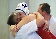 Water polo women Len Tropy half final