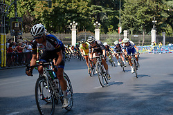 Amy Pieters (Wiggle High5) at Madrid Challenge by La Vuelta an 87km road race in Madrid, Spain on 11th September 2016.