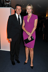 LORD & LADY COE at the GQ Men of the Year 2011 Awards dinner held at The Royal Opera House, Covent Garden, London on 6th September 2011.