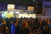 Mannheim. 25.10.14 Jungbusch. Nachtwandel am Samstag Abend.<br /> WMM<br /> Bild: Markus Pro&szlig;witz 26OCT14 / masterpress