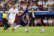 Sevilla FC vs NK Maribor - 26 Sept 2017