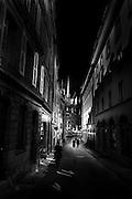 Etienne Dumont est une petite rue de la vielle ville de Genève.