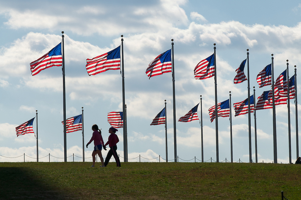 The Washington Monument