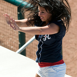 The Reno Aces against the Portland Beavers, May 9, 2009...Photo by David Calvert/Reno Aces