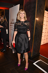 Kate Garraway at the Costa Book Awards 2017 held at  Quaglino's, 16 Bury Street, London England. 30 January 2018.