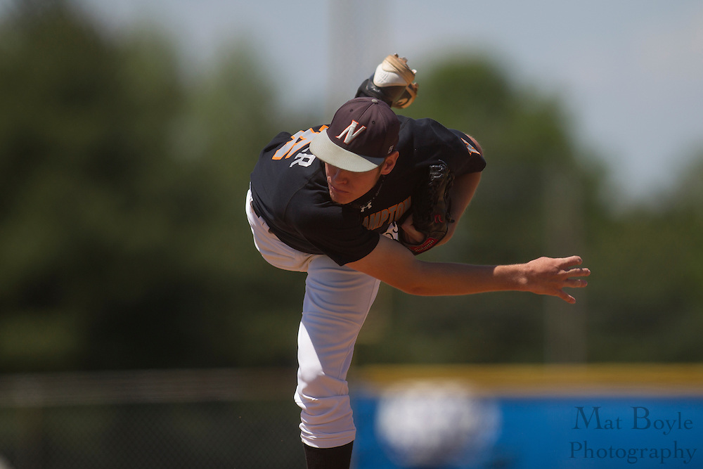 Gloucester County College baseball hosts Northampton Community College in the second round of the NJCAA Region XIX tournament on Friday May 11, 2012 in Sewell, NJ. (photo / Mat Boyle)