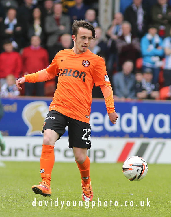 Dundee United's Aidan Connolly - Dundee United v Dundee at Tannadice Park in the SPFL Premiership<br /> <br />  - &copy; David Young - www.davidyoungphoto.co.uk - email: davidyoungphoto@gmail.com