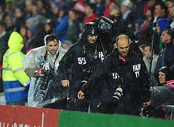 - Photo mandatory by-line: Joe Meredith/JMP  - Tel: Mobile:07966 386802 12/10/2012 - Wales v Scotland - SPORT - FOOTBALL - World Cup Qualifier -  Cardiff   - Cardiff City Stadium -