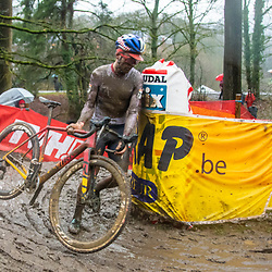 22-12-2019: Cycling: CX Worldcup: Namur