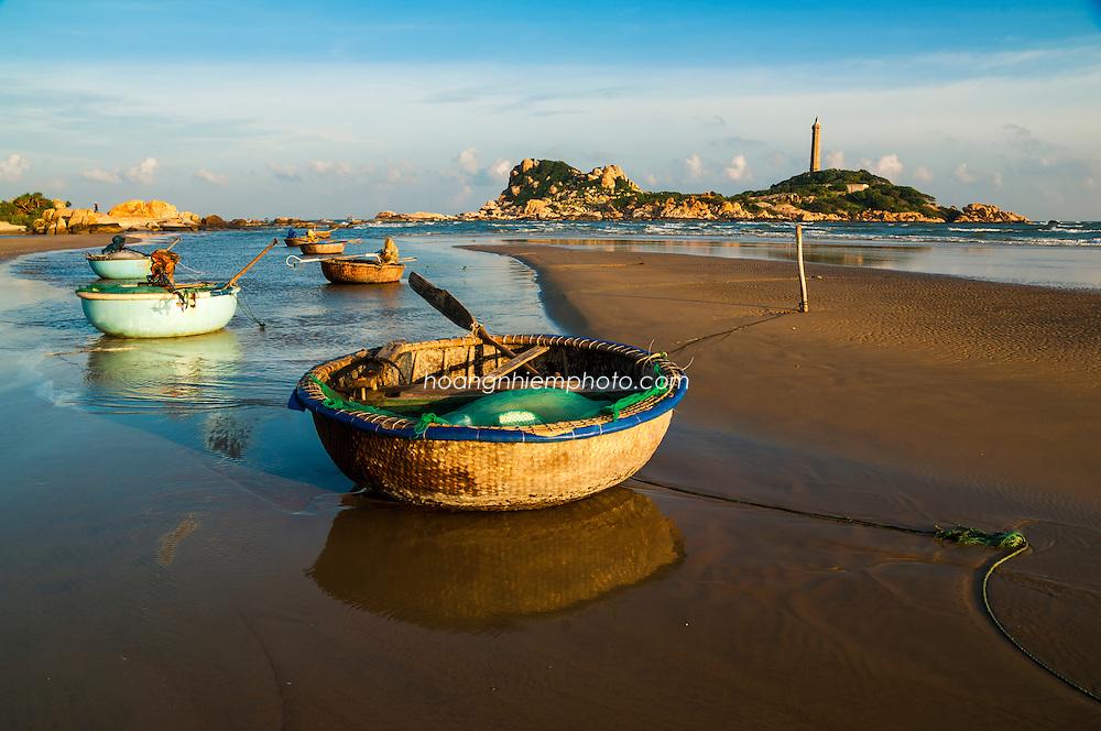 Vietnam images-seascape-Phong cảnh biển Phan Thiết hoàng thế nhiệm