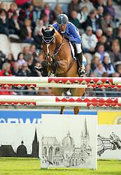 De Miranda Neto, Alvaro, AD Uutje<br /> Aachen - CHIO<br /> Stawag Preis Zeitspringen<br /> © www.sportfotos-lafrentz.de/ Stefan Lafrentz