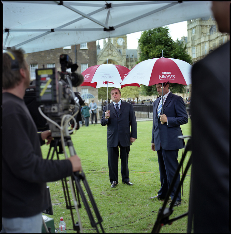 Relationship between Politicians and the Media in Westminster