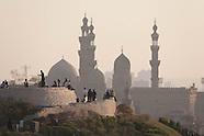 Cairo, Al Azhar park EG121 Parc Al Azhar