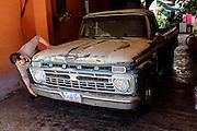 Ford Truck. San Miguel de Allende, Mexico.