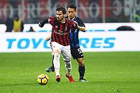 Fernandez Suso  - Milan - Milan-Inter - Coppa Italia Tim Cup