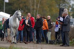 Lips Tim, NED, Bayro<br /> CCI 3* Boekelo 2017<br /> © Dirk Caremans<br /> 08/10/2017