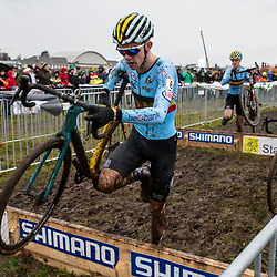 20190201: UCI CX Worlds : Dübendorf: Thibau Nys wins his first world title