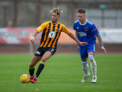 Berwick Rangers Osman See and Cove Rangers Ryan Strachan. Cove Rangers have become the SPFL's newest side and ended Berwick Rangers' 68-year stay in Scotland's senior leagues by earning a League Two place. Berwick Rangers 0 v 3 Cove Rangers, League Two Play-Off Second Leg played 18/5/2019 at Berwick Rangers Stadium Shielfield Park.