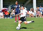 VMI women's soccer battles back from 0-2 at the half to defeat Howard 4-3 in 2nd overtime.
