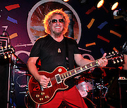LAS VEGAS, NV - FEBRUARY 09:  Recording artist Sammy Hagar celebrates Las Vegas' Cabo Wabo Cantina's 3 year anniversary with a live performance at Cabo Wabo Cantina on February 9, 2013 in Las Vegas, Nevada.  (Photo by Jeff Bottari/WireImage)