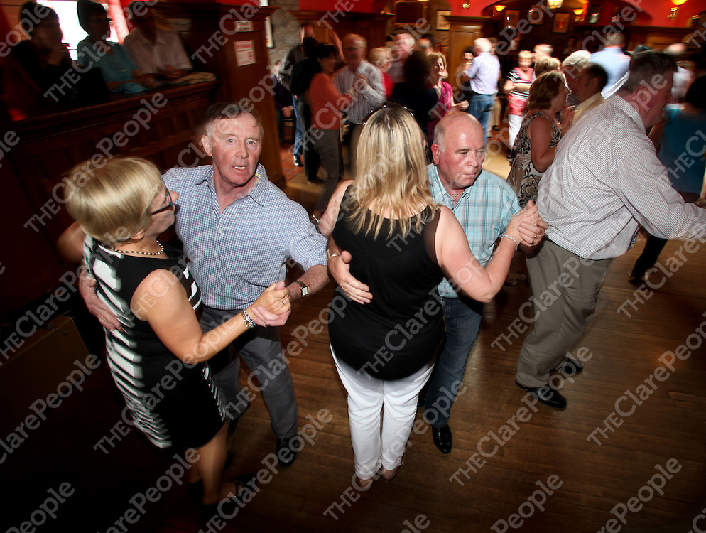 09.09.12<br /> Scenes at the Lisdoonvarna Matchmaking Festival in the Hydro Hotel.<br /> Pic. Alan Place / Press 22