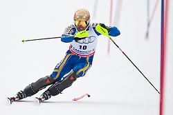 13.03.2010, Goudyberg Herren, Garmisch Partenkirchen, GER, FIS Worldcup Alpin Ski, Garmisch, Men Slalom, im Bild Myhrer Andre, ( SWE, #10 ), Ski Nordica, EXPA Pictures © 2010, PhotoCredit: EXPA/ J. Groder / SPORTIDA PHOTO AGENCY