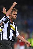 Fotball<br /> Italia<br /> Foto: Inside/Digitalsport<br /> NORWAY ONLY<br /> <br /> olof mellberg (juventus)<br /> <br /> 21.03.2009<br /> Roma v Juventus