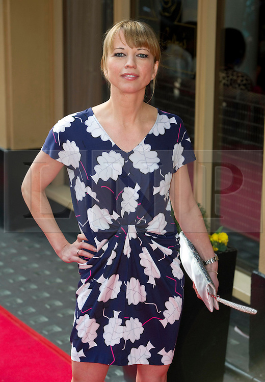 © Licensed to London News Pictures 09/02/2011 London, UK. .Sara Cox arrives at the Waldorf Hotel, London for the seventh Tesco Mum of the Year Awards..Photo credit : Simon Jacobs/LNP