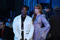 Florence + The Machine, Sampha pose for a photo