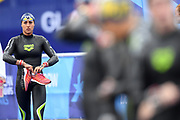 Oceane Cassignol (FRA) competes on Women's 5 kms Open Water during the Swimming European Championships Glasgow 2018, at Tollcross International Swimming Centre, in Glasgow, Great Britain, Day 7, on August 8, 2018 - Photo Stephane Kempinaire / KMSP / ProSportsImages / DPPI