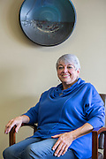 Inez Stanley-Linscott poses for a portrait on Friday, February 27.