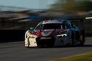 October 1, 2016: IMSA Petit Le Mans, #6 Mike Skeen, Liddell, A Davis, Stevenson Motorsport Audi R8