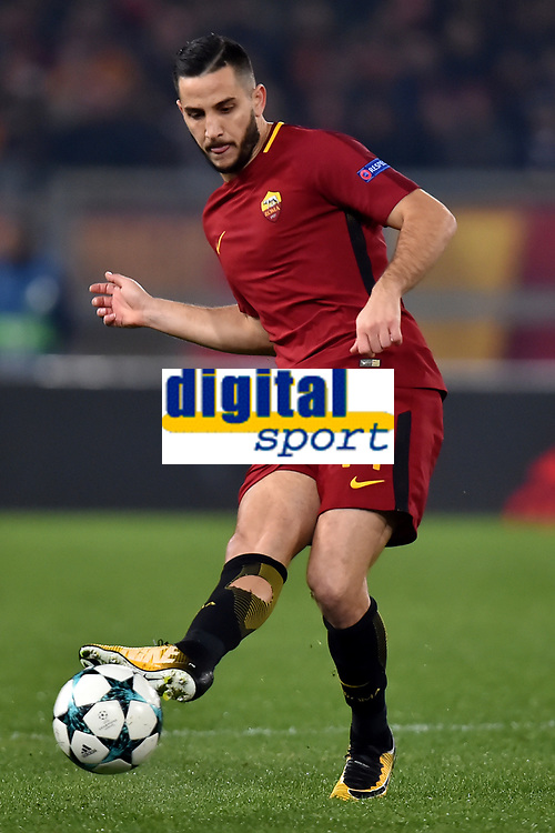 Kostas Manolas Roma <br /> Roma 05-12-2017 Stadio Olimpico Uefa Champions League A 2017/2018 Group C AS Roma - Qarabag Foto Andrea Staccioli / Insidefoto