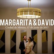 Boda Margarita + David