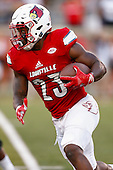 NCAA Football - Louisville Cardinals vs Charlotte 49ers - Louisville, Ky