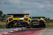 September 16-18, 2015 Lamborghini Super Trofeo, Circuit of the Americas: #42 Todd Snyder, Mitchum Motorsports, Lamborghini America, Lamborghini Gallardo LP570-4