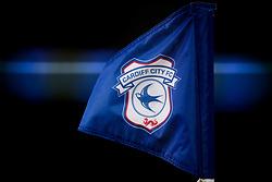 A general view of a Cardiff City corner flag - Mandatory by-line: Ryan Hiscott/JMP - 31/01/2020 -  FOOTBALL - Cardiff City Stadium - Cardiff, Wales -  Cardiff City v Reading - Sky Bet Championship