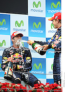 *** Local Caption *** webber (mark) - (aus) - ..vettel (sebastian) - (ger) - ..