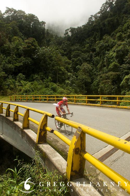 Colombia es Pasion Team Training Ride (2009) - Medellin - Colombia