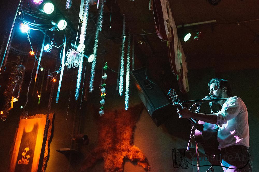 Jacob Aranda performs at the Make-Out Room Room in San Francisco, CA. Photos: Karen Goldman. Instagram: @xposurearts <br /> Website: www.xposurearts.com